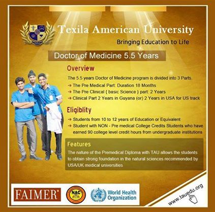 Study medicine @ TAU at lower cost