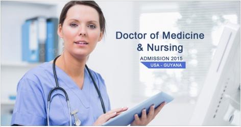 Medicine and Nursing admission