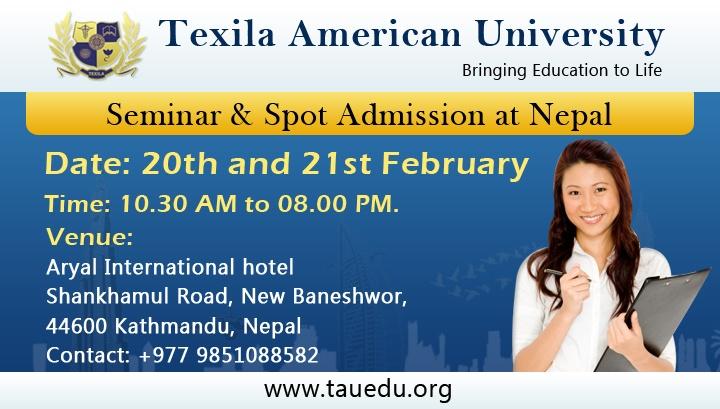 Medicine admission in Nepal @ TAU