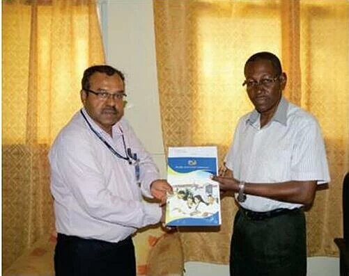 Texila signed in guyana for clinical