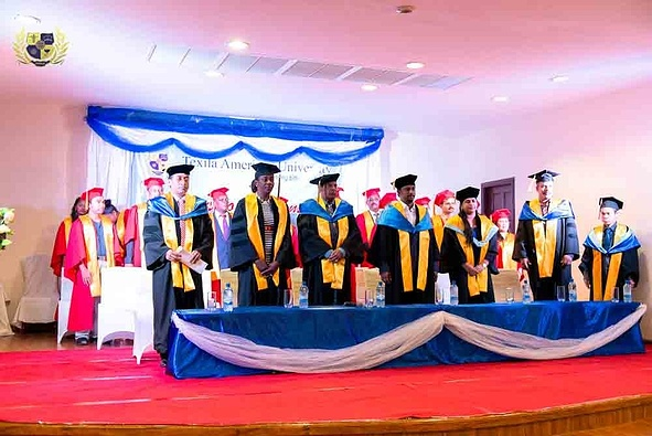 TAU hosted second graduation ceremony