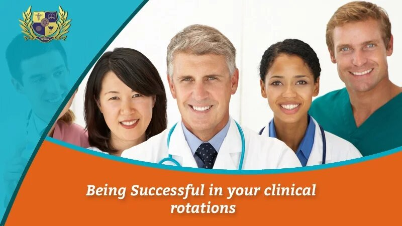 Being Succeed in clinical rotations