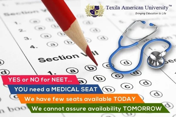 Medical seat without NEET