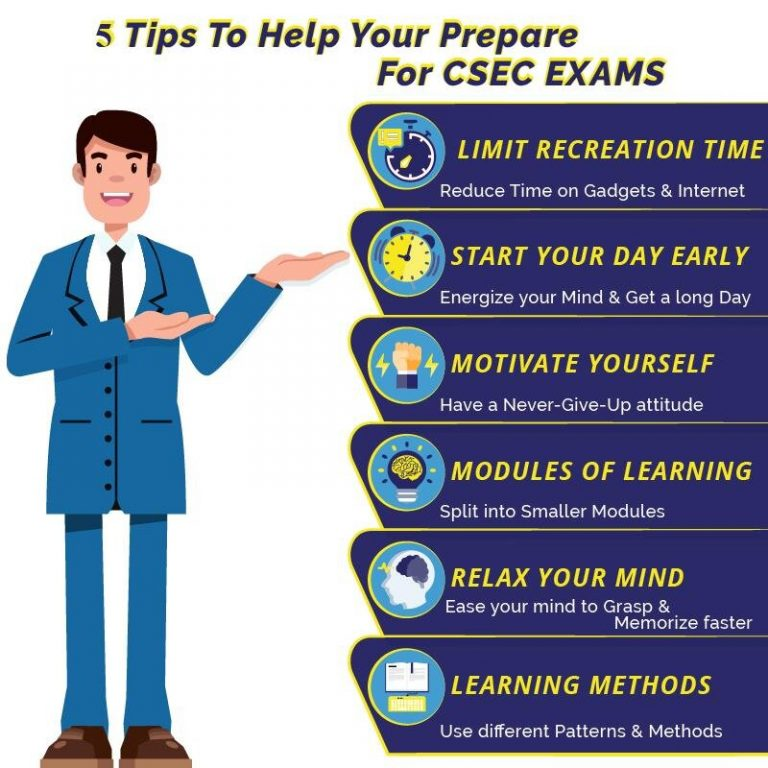 Manage time to overcome exam stress