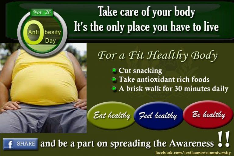 Anti-Obesity-Day