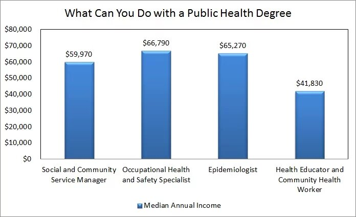 Medical annual income