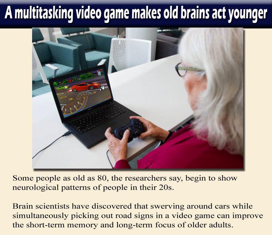 Multitasking-Video-Game