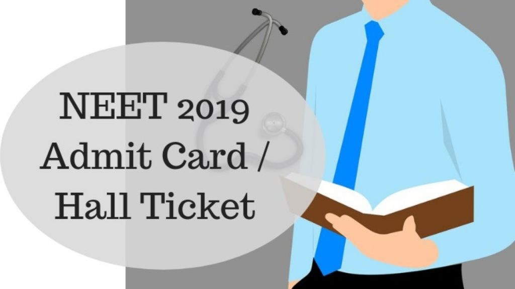 NEET-2019-Admit-Card