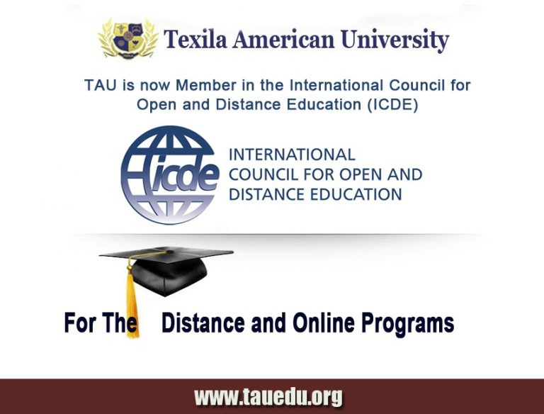 Texila-Approved-by-ICDE