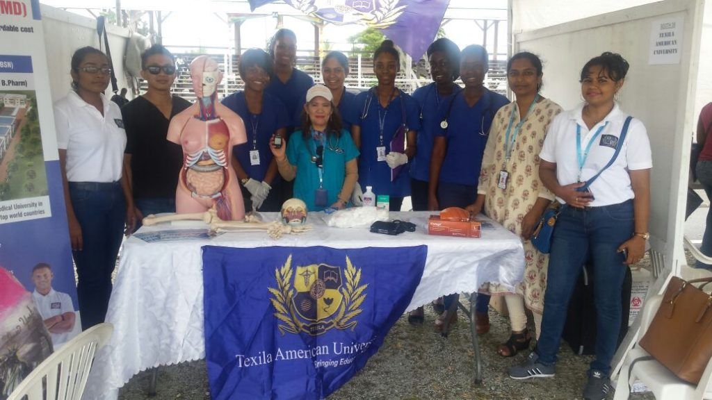 Texila-Booth-at-PAHO-Exhibition