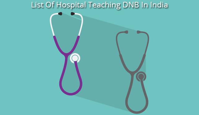 DNB-hospitals