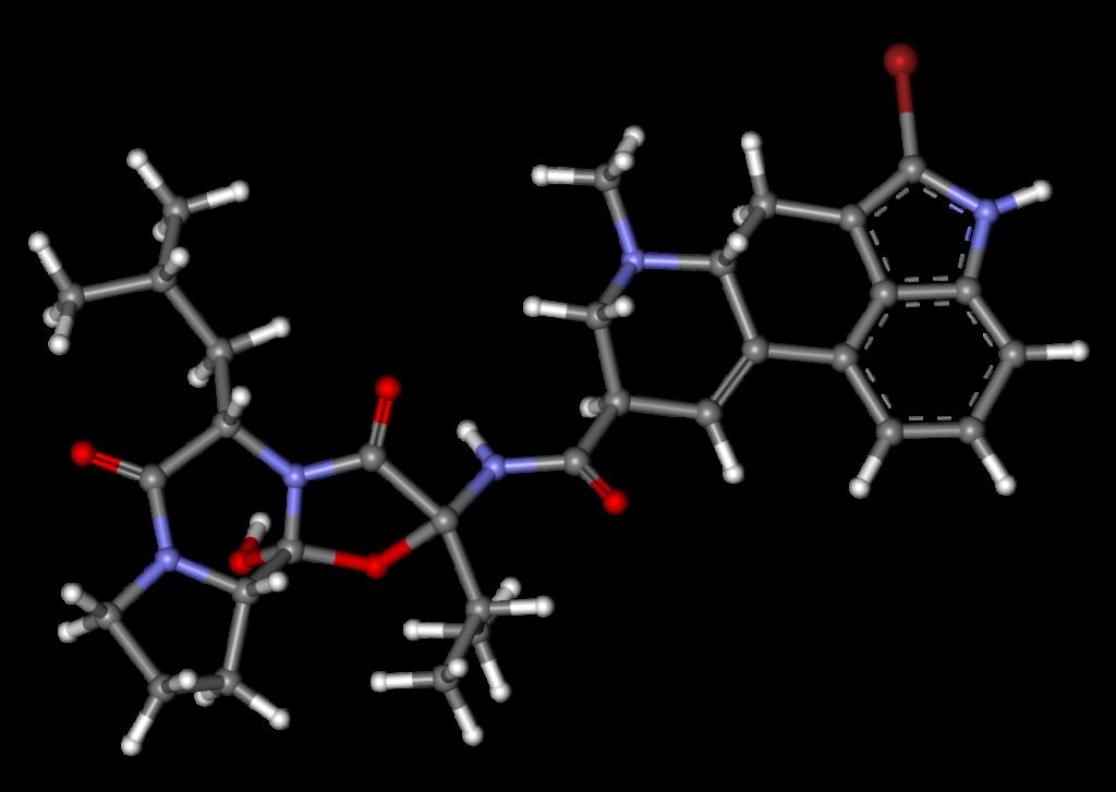 Oxytocin-structure