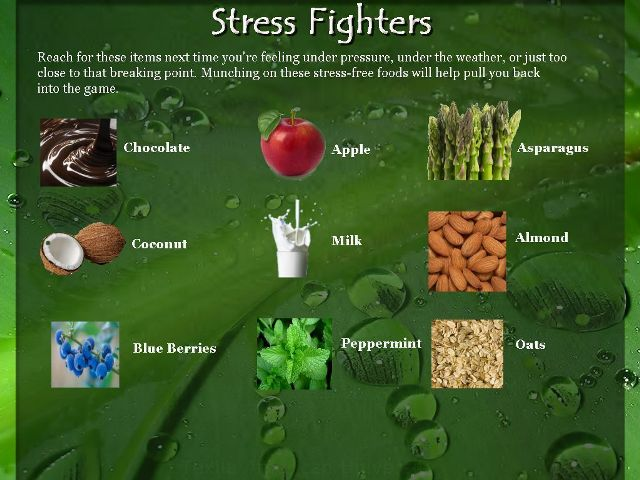 Stress-Fighters-diet