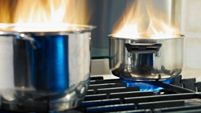 Warm-water-burning