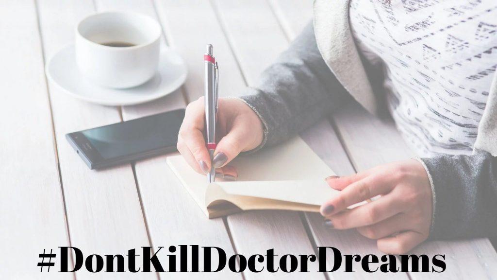 dontkilldoctordreams