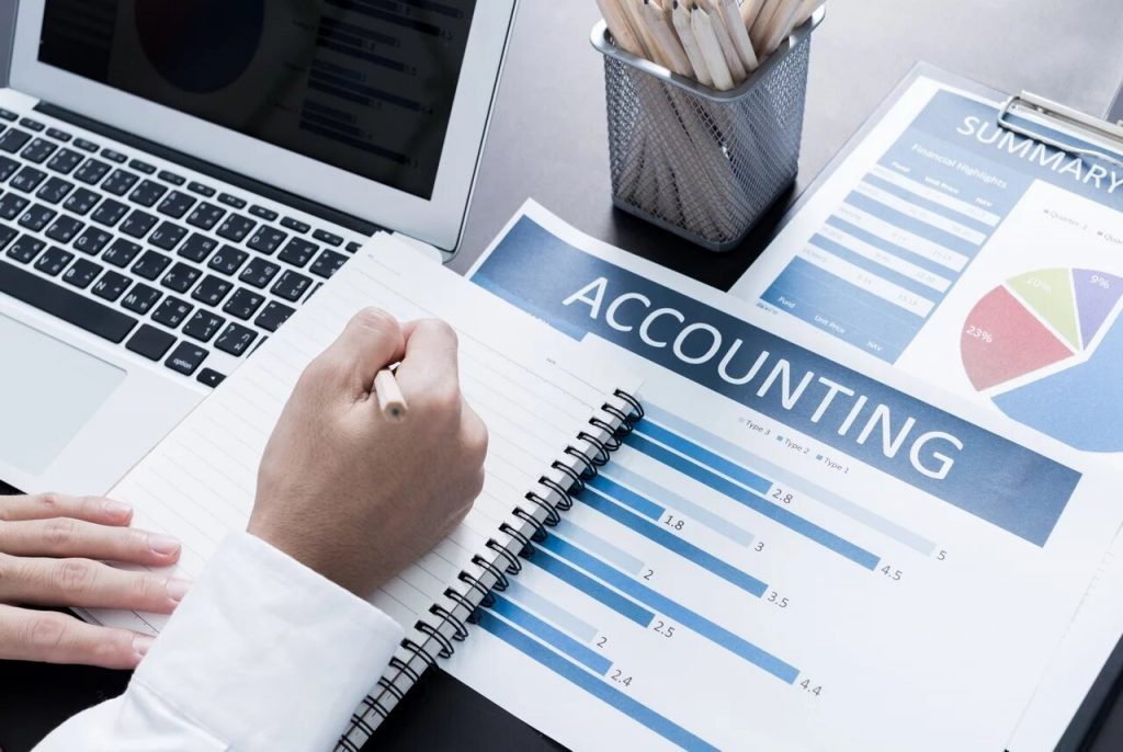 management in accounts