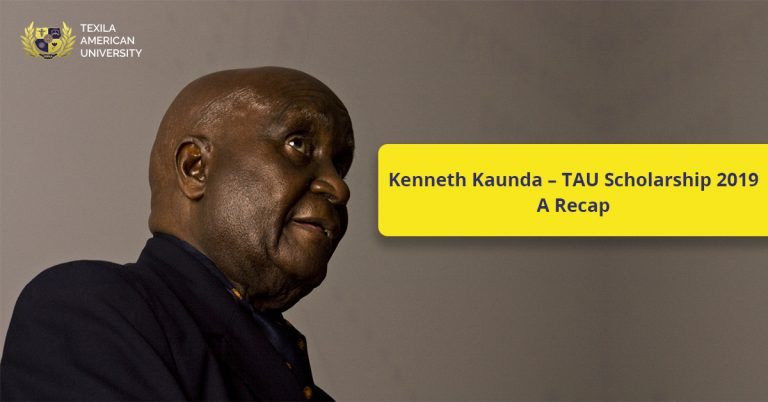 Kenneth Kaunda Scholarship Recap