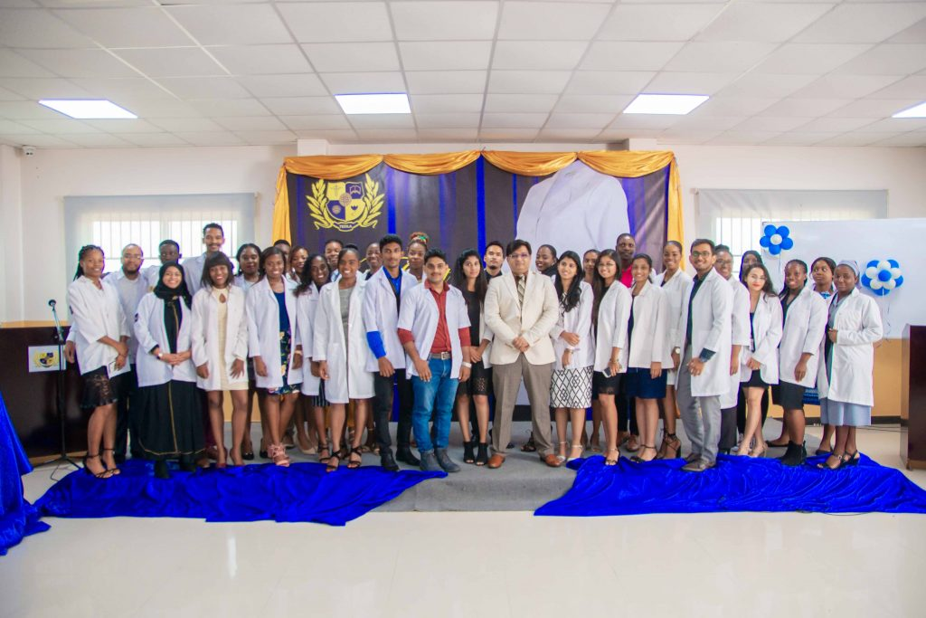 White Court Ceremony for 2020 Batch