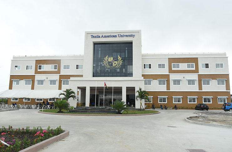 Texila university guyana campus