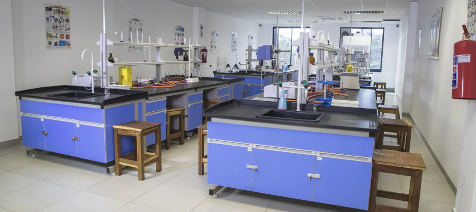 Medical University Laboratory in zambia