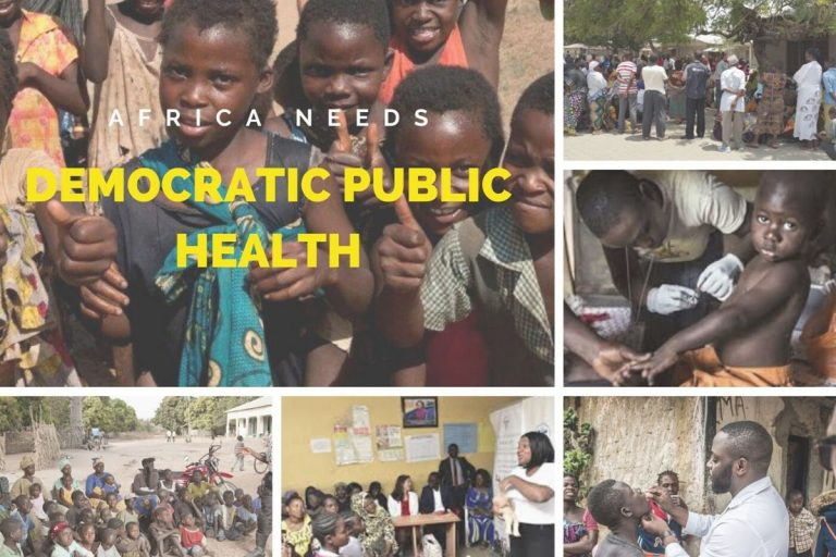africa need democratic public health