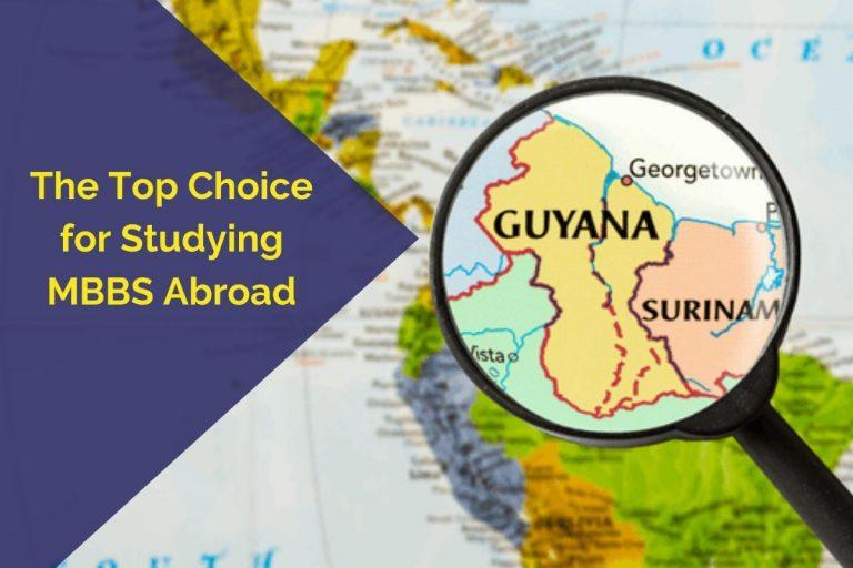 study mbbs in guyana