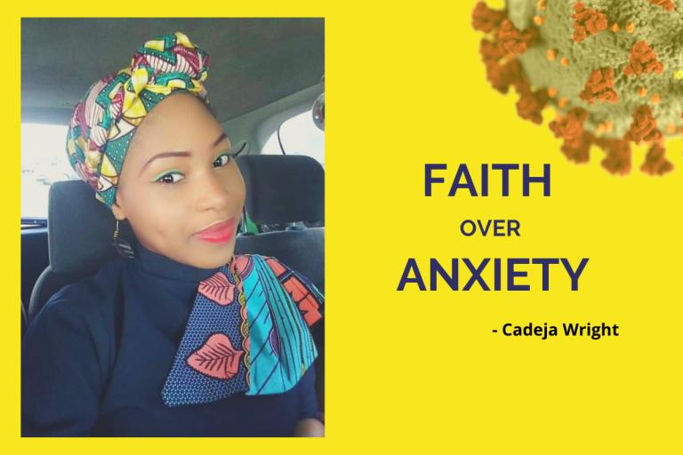 Faith over Anxiety