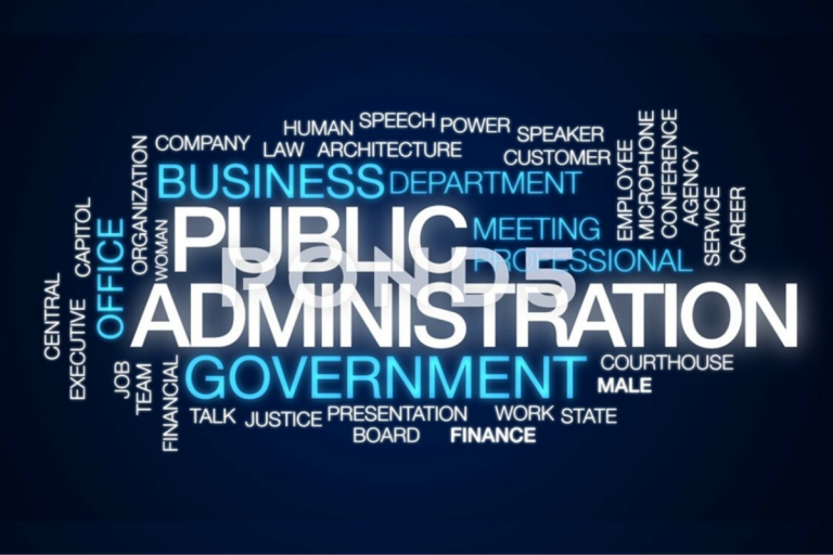 online master's of public administration programs