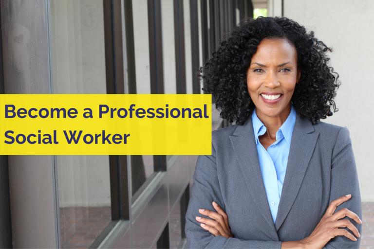 online master's degree in social work